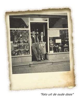 Thienpont - foto oude doos