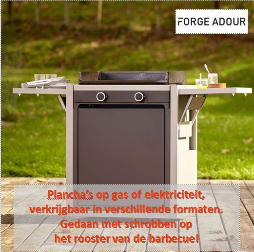 Forge Adour plancha